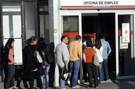 Nouveau record du chômage en Europe | Union Européenne, une construction dans la tourmente | Scoop.it