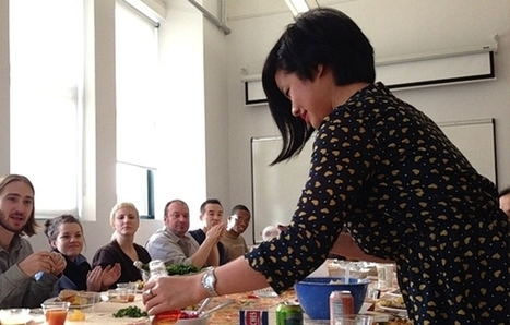 The Lunch Table: The Low-Tech Management Tool You're Not Using | Digital-News on Scoop.it today | Scoop.it