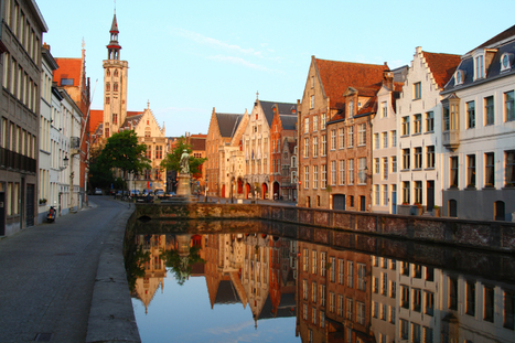 10 Amazing Locations From the Cult Classic 'In Bruges' | Getaways and Travel | Scoop.it
