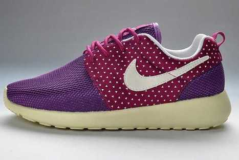 UK Trainers Nike Roshe Run Mesh Junior Womens Purple Red Amour Black Pattern Size 3.5 - 6.5 Outlet Cheap Price | Nike Roshe Run Black And White | Scoop.it
