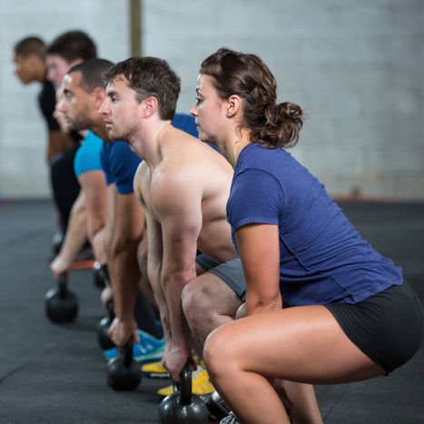 Why Runners Should Do CrossFit - Shape Magazine (blog) | Power :: Endurance :: Fitness | Scoop.it
