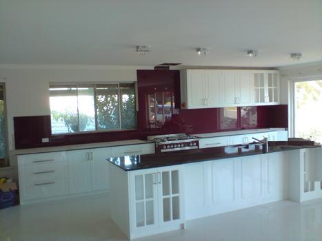 Glass Decor - Coloured Glass Splashbacks for Kitchens - Perth, Australia   Kitchen Glass Splashback   Scoop.it