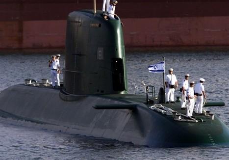 Le Tanin, 1er des sous-marins Dolphin modifiés construits par l'Allemagne, a appareillé définitivement pour Israël   Veille Domaine Naval   Scoop.it