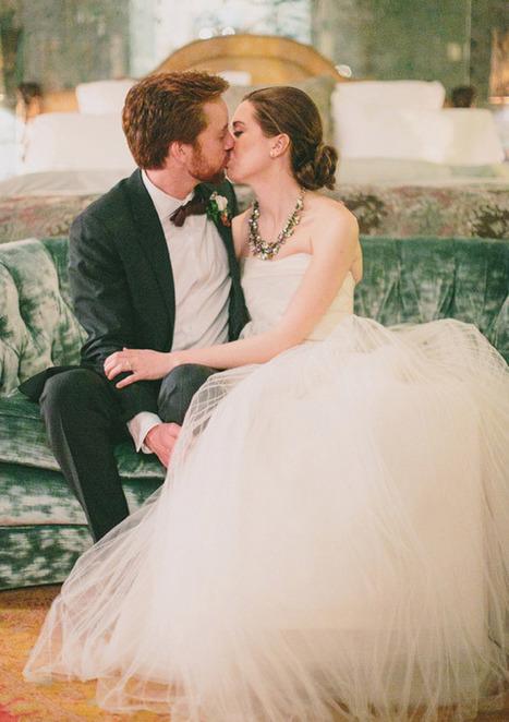100 Layer Cake | real weddings | Scoop.it