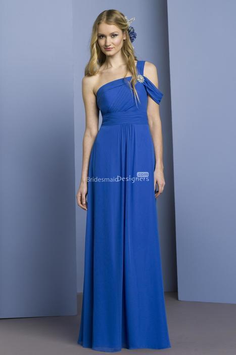 Royal Blue Bridesmaid Dresses - BridesmaidDesigners | Designer Bridesmaid Dress 2014 | Scoop.it