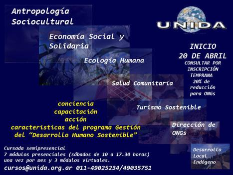 Fundación UNIDA - capacitación | Espacios Multiactorales | Scoop.it