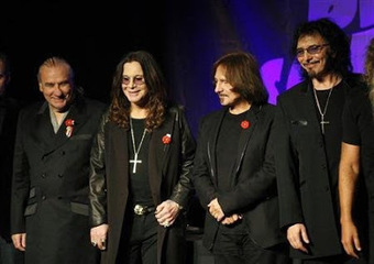 After four decades, Black Sabbath tops U.S. album chart | Andrew Surwilo Franklin - The Perfect Musicians | Andrew Surwilo Franklin - The Perfect Musicians | Scoop.it