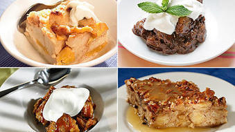 Comfort by the spoonful: 15 of our favorite bread pudding recipes - Los Angeles Times | Fabulous Chefs, And The Last Word in Today's Cuisine | Scoop.it