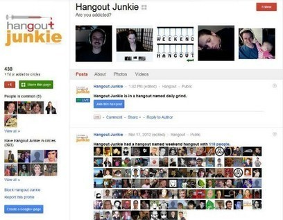 How to Use Google+ Hangouts for Your Business | Time to Learn | Scoop.it