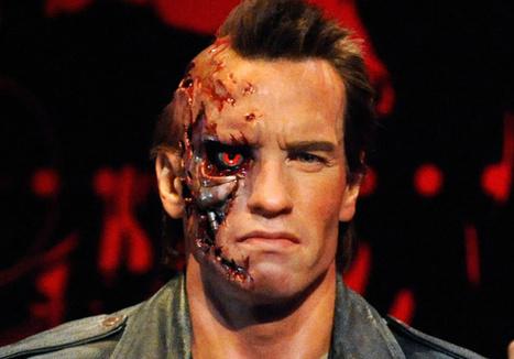 Uusi piilolinssi tuo ihmisille Terminatorin kykyjä | future health | Scoop.it