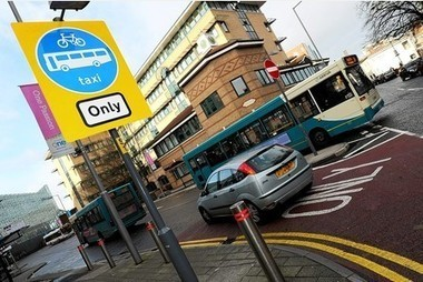 Drivers pay out £1.3 million  in fines after being caught in  bus lanes  in Leicester | #ASMIC | Scoop.it