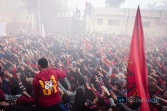 Performing masculinity: the football ultras in post-revolutionary Egypt | Égypt-actus | Scoop.it