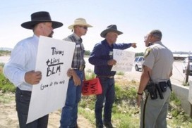 Last Man Standing – Federal Fascism Cowboys Up In Nevada - Right Side News   Liberty Revolution   Scoop.it