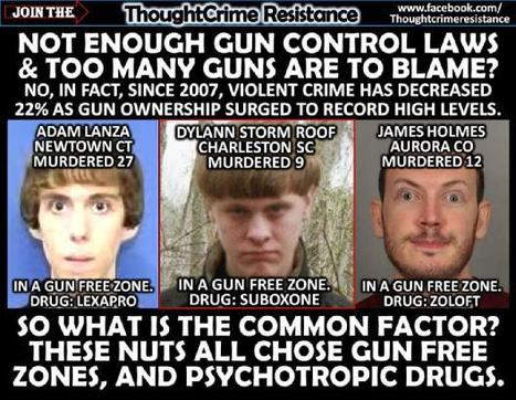 """""""Once again the Liberals and this Administration blames these psycho lone shooters on Guns and America.."""" 