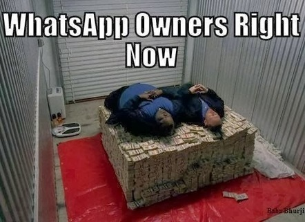 WhatsApp Owners Right Now - Funny Pic | Funny Pic And Wallpapers | Scoop.it