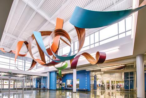 2015 Library Design Showcase | American Libraries Magazine | K-12 School Libraries | Scoop.it