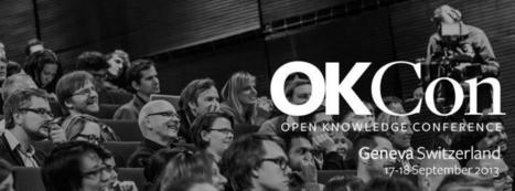 Announcing the Open Knowledge Conference 2013: Open Data ... | Open Government Data #OGD | Scoop.it