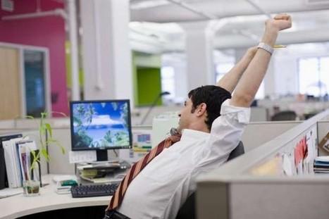 Nous passons 2 heures par jour sur internet au bureau, la moitié pour un usage personnel | Entretiens Professionnels | Scoop.it