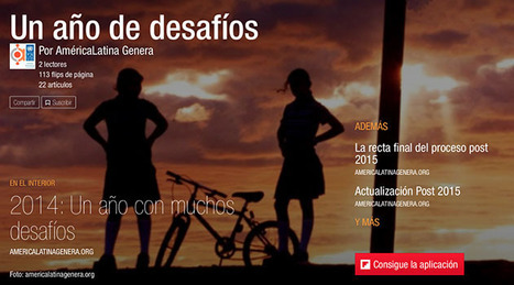 Revista Genera Igualdad | Genera Igualdad | Scoop.it