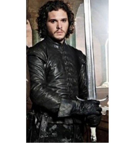 Jon Snow Game Of Thrones Jacket | Famous TV Series Leather Jackets | Scoop.it