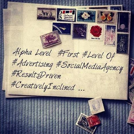 Alpha Level #First #Level Of #Advertising #SocialMediaAgency | The Subliminal Effect Of Social Media | Scoop.it