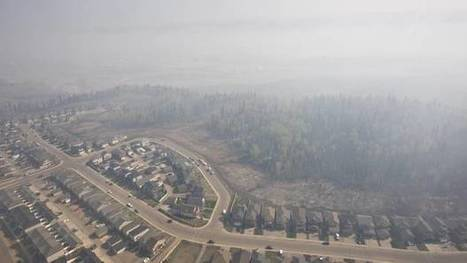 Major oil sands facilities, camps under mandatory evacuation order as fire rages   StewiackeNews   Scoop.it