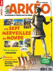 Les Sept Merveilles du monde | Arkéo Junior n° 234 | Revue de presse - Nouveautés à retrouver au CDI | Scoop.it