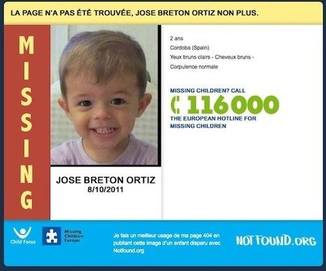 L'erreur 404 qui peut sauver un enfant | Korben | Ca m'interpelle... | Scoop.it