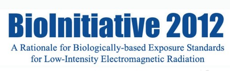 BioInitiative 2012 Report | Screen Time, Wireless, and EMF Research | Scoop.it