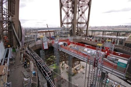 In Progress: Eiffel Tower's 1st Floor Redevelopment / Moatti-Rivière | flânerie | Scoop.it
