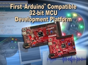 Microchip and Digilent launch first Arduino-compatible 32-bit microcontroller ... - EE Times | Raspberry Pi | Scoop.it