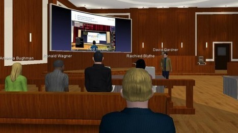 3D environments for the enterprise – Hypergrid Business | Social media and education | Scoop.it