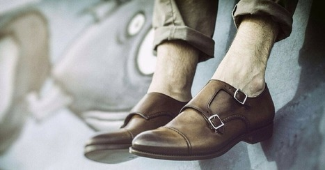 Monk strap Franceschetti: the shoe with buckle | Le Marche & Fashion | Scoop.it