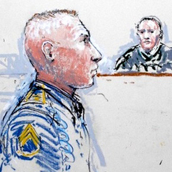 Crime and Punishment, Military-Style: Robert Bales and Nidal Malik ... | Criminal Justice | Scoop.it