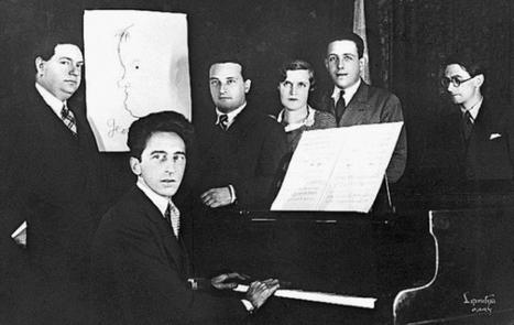 Cocteau musicien | Musique et littérature | Scoop.it