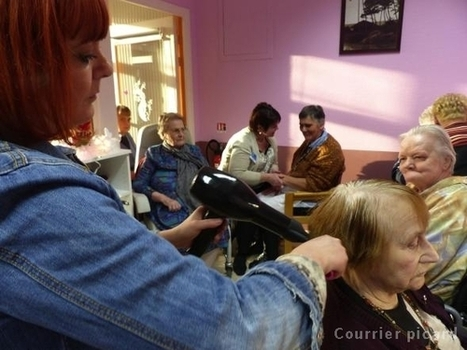 Un salon esthétique réservé aux personnes âgées   L'expert comptable des coiffeurs   Scoop.it