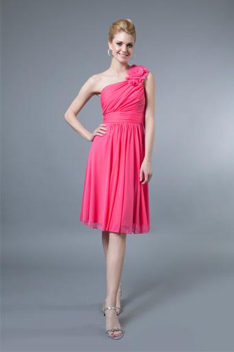 Rent Single Shoulder Bridesmaids Dress RentTheDress.com | Bridesmaid Dresses | Scoop.it