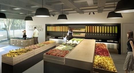 Alemania: Un supermercado con cero embalaje | Colaboración + economía. | Scoop.it
