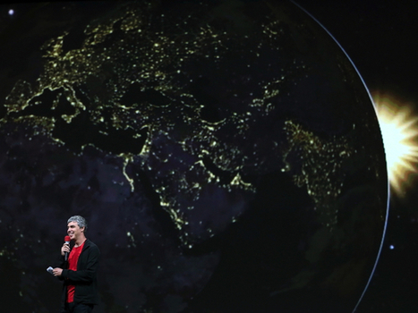 Google's Plan To Take Over The World | S0ci41 m3di4 | Scoop.it