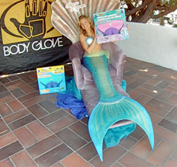 Miss Scuba: What does it take to be a professional mermaid? | Scuba Diving | Scoop.it