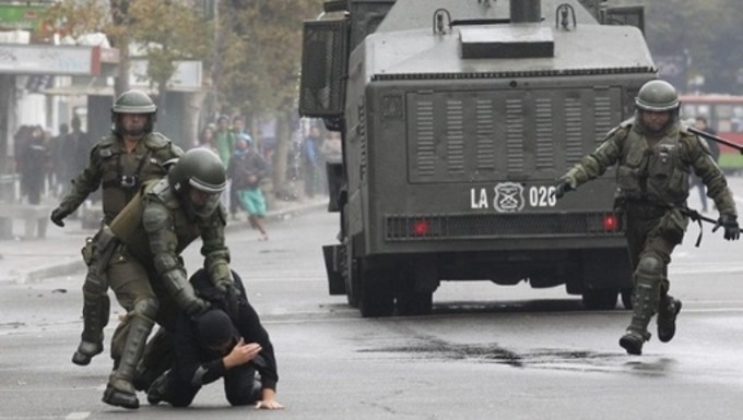Chile: Huge education protests as two students killed - Green Left Weekly | real utopias | Scoop.it