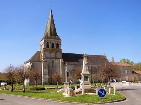 Quand Savigné vous sera conté   L'église   La Pissarderie   Scoop.it