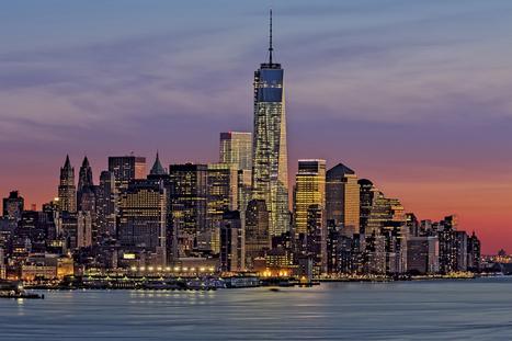 New York. La tour de la liberté efface le 11-Septembre - Paris Match | Les gratte-ciel | Scoop.it