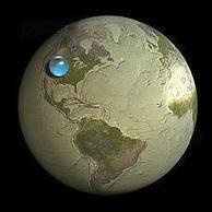 Toda el agua de la Tierra, en una esfera | Agua helada en Mercurio | Scoop.it