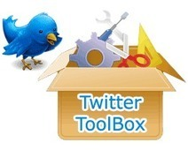 Twitter Toolbox: 30+ strumenti da non perdere - Michele Papaleo | Social Media - Blogging - Wordpress | Social Media post | Scoop.it