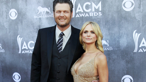First performers announced for 2014 CMA Awards include Miranda Lambert and Keith Urban | Country Music Today | Scoop.it