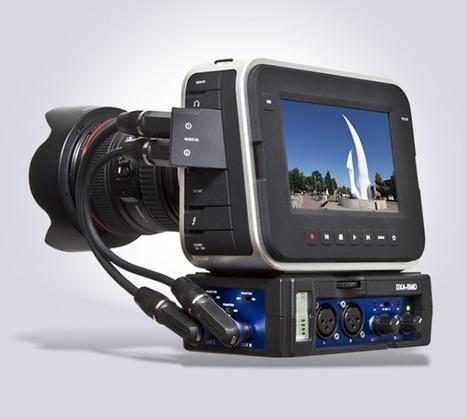 Blackmagic Cinema Camera Audio 1.8 Firmware - nonlinear post | postproduction | Scoop.it