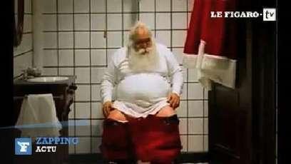 Les pubs les plus drôles avec des pères Noël | L'humour dans la communication | Scoop.it
