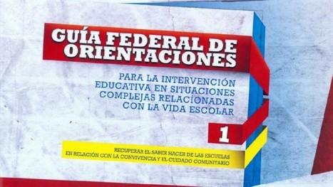 Qué dice la guía contra el bullying que lanzó el gobierno - Infonews | La función social de los docentes | Scoop.it