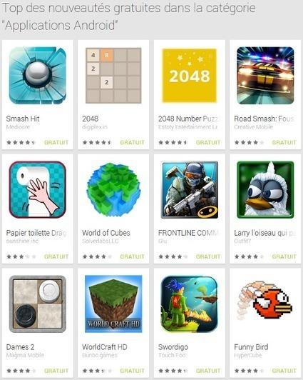 Optimiser le référencement d'une application sur Google Play | eTourisme institutionnel | Scoop.it